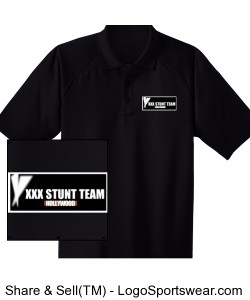 Short Sleeve Tactical Polo Design Zoom